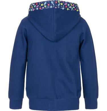 Endo - Bluza rozpinana z kapturem dla dziewczynki 9-13 lat D91C508_1