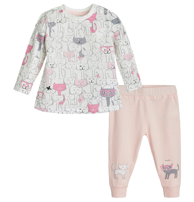 Endo - Piżama niemowlęca N82V010_1