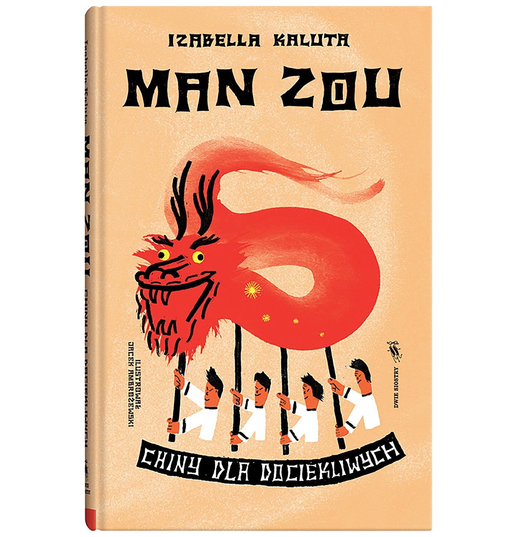 Endo - Man Zou. Chiny dla dociekliwych, Izabella Kaluta, Dwie Siostry BK04088_1
