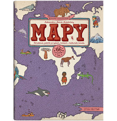 Endo - MAPY - edycja fioletowa BK04089_1 28