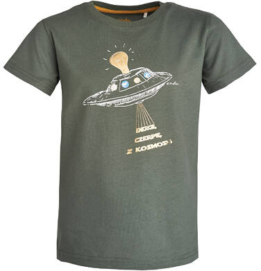 Endo - T-shirt dla chłopca 3-8 lat C81G042_1