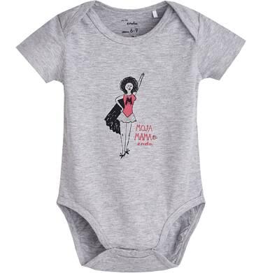 "Endo - Body ""Moja Mama"" dla dziecka 0-3 lata N81M042_1"
