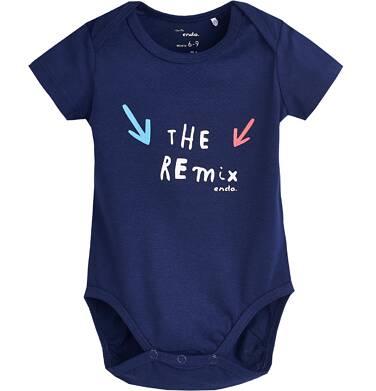 "Endo - Body ""The Remix"" dla dziecka 0-3 lata N81M043_1"