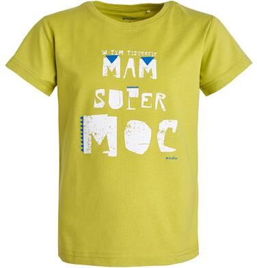 Endo - T-shirt dla chłopca 3-8 lat C81G046_1
