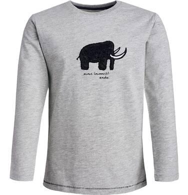 Endo - T-shirt z długim rękawem dla chłopca 3-8 lat C82G076_1