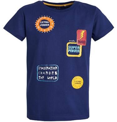 Endo - T-shirt dla chłopca 3-8 lat C81G054_1