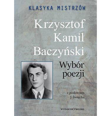 Endo - Klasyka mistrzów. Krzysztof Kamil Baczyński BK92072_1