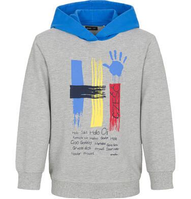 Endo - Bluza z kapturem dla chłopca 9-13 lat C92C506_1
