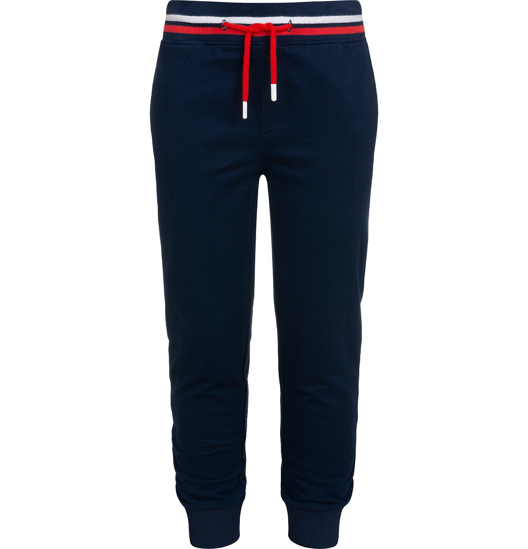 Endo - Spodnie dresowe dla chłopca, granatowe, 9-13 lat C05K016_3