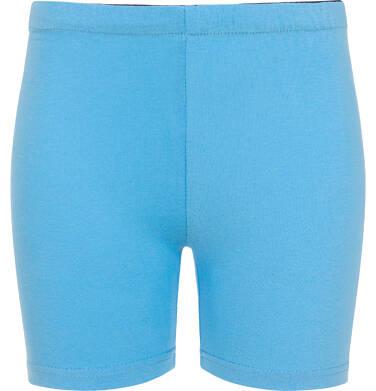 Endo - Krótkie legginsy dla dziewczynki, niebieskie, 9-13 lat D06K045_4 15