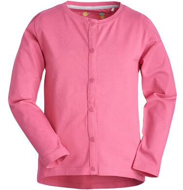 Bluza rozpinana na napy dla dziewczynki 3-8 lat D81C010_1