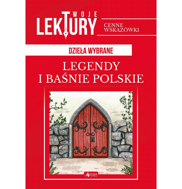 Endo - Legendy i baśnie polskie. Twoje lektury BK92076_1