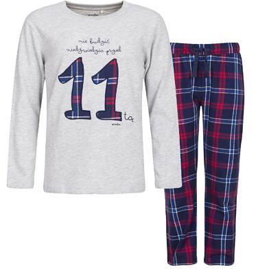Endo - Piżama flanelowa dla chłopca 3-8 lat C82V005_1