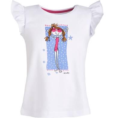 Endo - T-shirt dla dziewczynki 9-13 lat D81G619_1