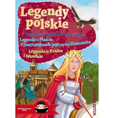 Endo - Legenda o Lechu, Czechu, Rusie i inne opowieści BK92078_1