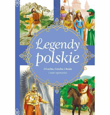 Endo - Legendy polskie. O Lechu, Czechu,  Rusie i inne opowieści BK92079_1