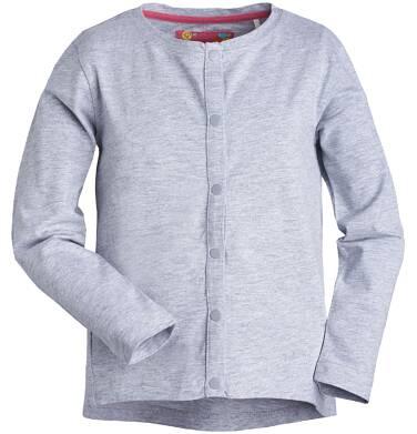 Endo - Bluza rozpinana na napy dla dziewczynki 3-8 lat D81C010_6