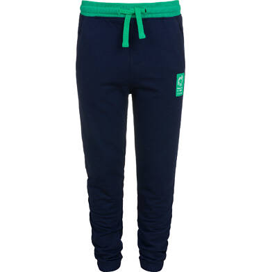 Endo - Spodnie dresowe dla chłopca, granatowe, 2-8 lat C04K004_1 30