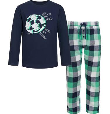 Endo - Piżama z długim rękawem dla chłopca 9-13 lat C92V508_1