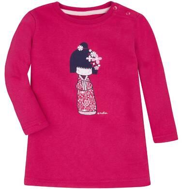 Ciepła sukienka dla dziecka 6-36 m N72H007_1