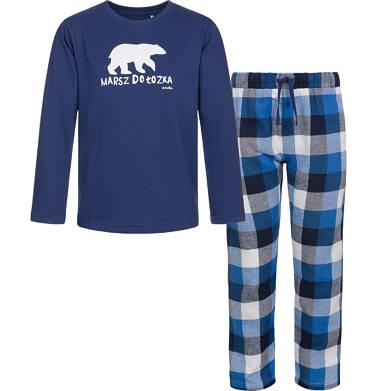 Endo - Piżama z długim rękawem dla chłopca 3-8 lat C92V009_1