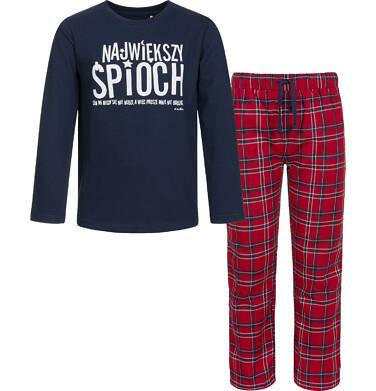 Endo - Piżama z długim rękawem dla chłopca 9-13 lat C92V510_1