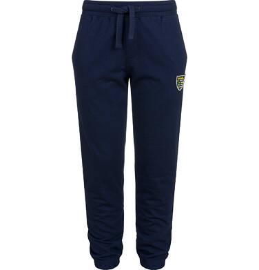 Endo - Spodnie dresowe dla chłopca, granatowe, 2-8 lat C04K018_3 34
