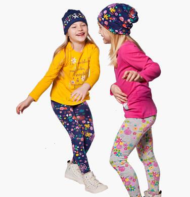 Endo - Legginsy dla dziewczynki 3-8 lat D81K001_2