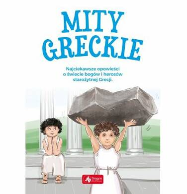 Endo - Mity greckie. Najciekawsze opowieści o świecie bogów i herosów starożytnej Grecji BK92090_1