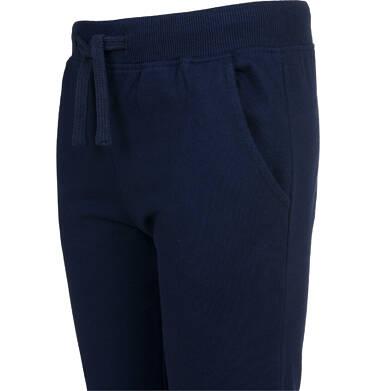 Endo - Spodnie dresowe dla dziewczynki, granatowe, 9-13 lat D04K035_1,2
