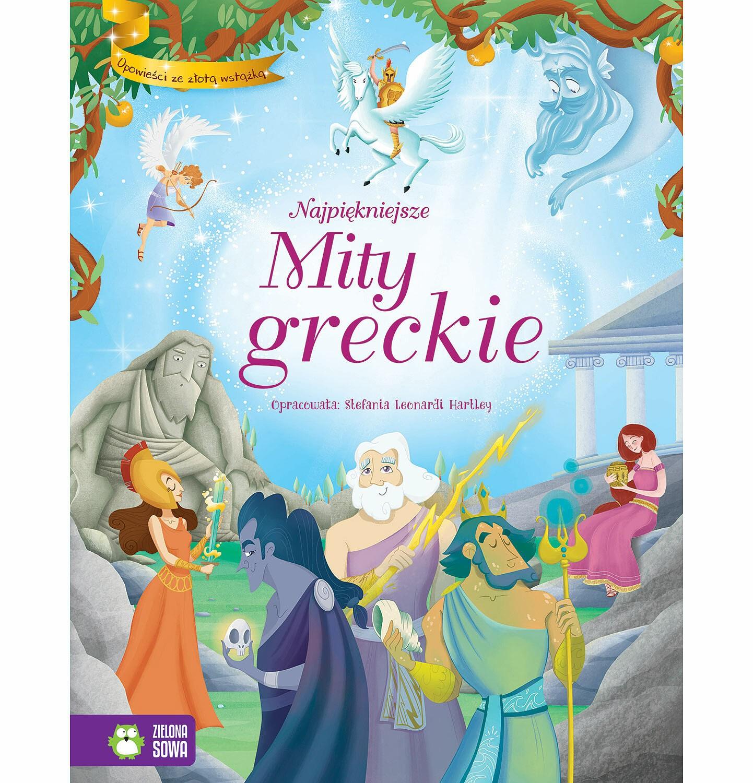 Endo - Najpiękniejsze mity greckie BK92092_1