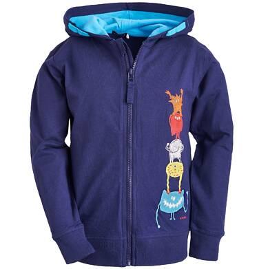 Endo - Bluza rozpinana z kapturem dla chłopca 3-8 lat C81C012_1