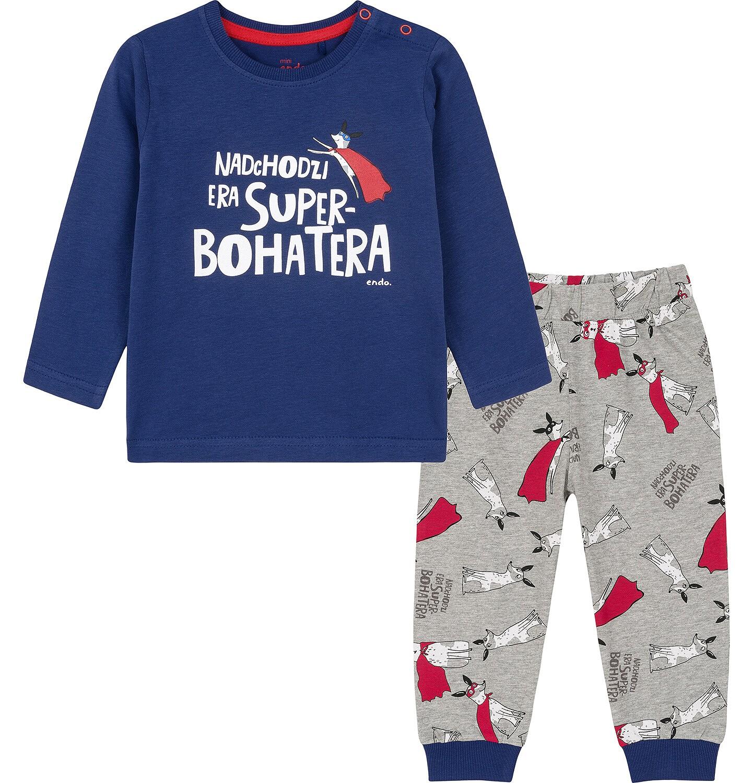 Endo - Piżama dla dziecka 0-3 lata N91V008_1
