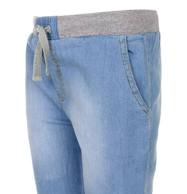Endo - Krótkie spodnie jeansowe dla chłopca 3-8 lat C91K005_1