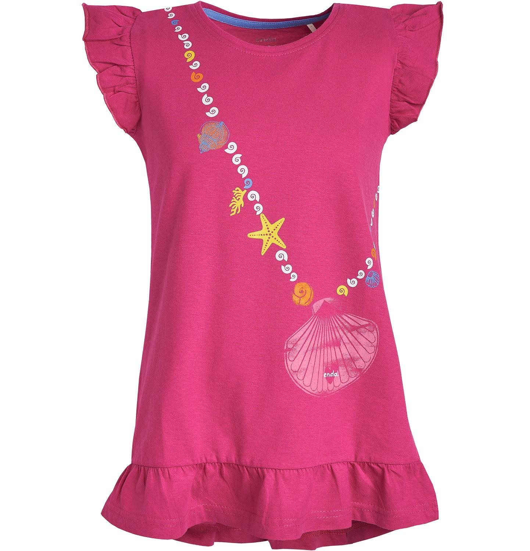 Endo - Tunika z falbanką dla dziewczynki 3-8 lat D81G149_1