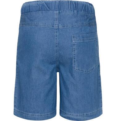 Endo - Krótkie spodnie jeansowe dla chłopca 3-8 lat C91K006_1