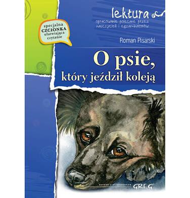 Endo - O psie, który jeździł koleją (z opracowaniem, miękka oprawa) BK92097_1