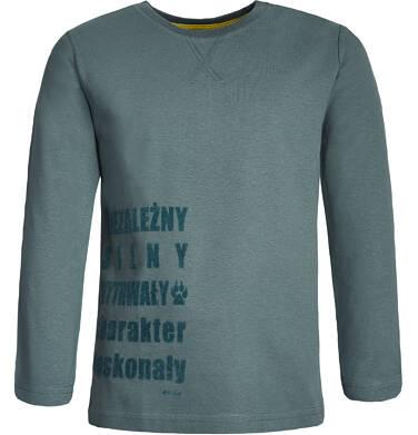 Endo - T-shirt z długim rękawem dla chłopca 3-8 lat C82G041_1