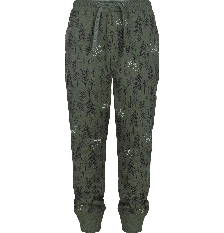 Endo - Spodnie dresowe dla chłopca 9-13 lat C82K513_1