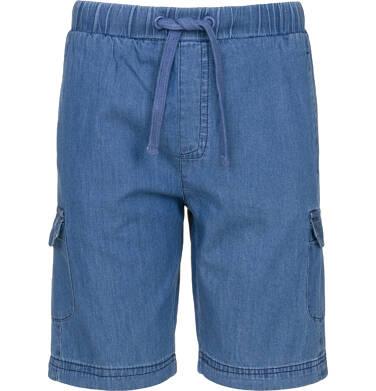 Krótkie spodnie jeansowe dla chłopca 3-8 lat C91K057_1