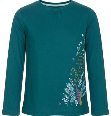 Endo - Bluzka z długim rękawem dla dziewczynki 9-13 lat D92G608_1