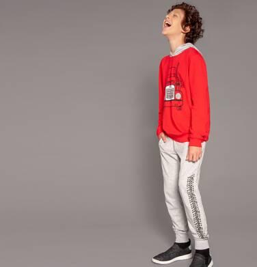Endo - Spodnie dresowe dla chłopca 3-8 lat C82K018_1
