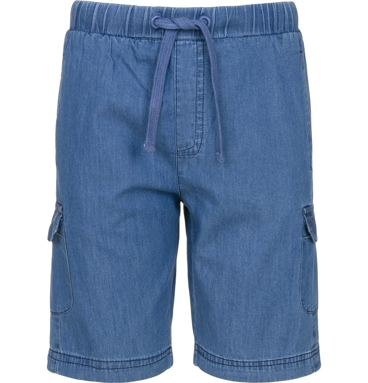 Endo - Krótkie spodnie jeansowe dla chłopca 9-13 lat C91K557_1