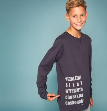 Endo - T-shirt z długim rękawem dla chłopca 3-8 lat C82G041_2
