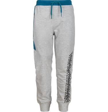 Endo - Spodnie dresowe dla chłopca 9-13 lat C82K518_1