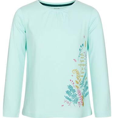 Endo - Bluzka z długim rękawem dla dziewczynki 9-13 lat D92G608_2