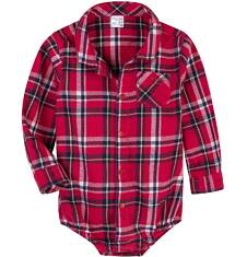 Koszula - body dla niemowlaka N62F003_1