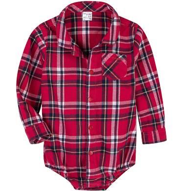 Endo - Koszula - body dla niemowlaka N62F003_1