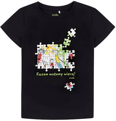 Endo - Razem możemy więcej - T-shirt dla chłopca 9-13 lat C72G663_2
