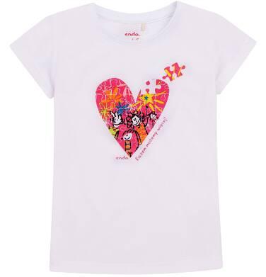 Endo - Razem możemy więcej - T-shirt dla dziewczynki 3-8 lat D72G155_1